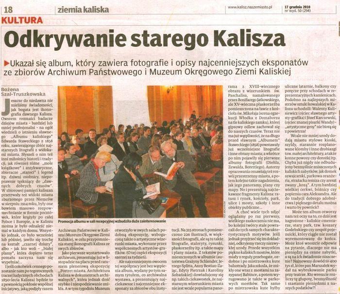 Bardzo dobryFantastyczny Media o nas - 2010 - Archiwum Państwowe w Kaliszu SZ53